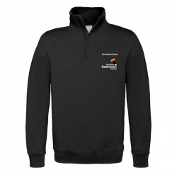 DBV Sweatshirt schwarz national Badminton XL